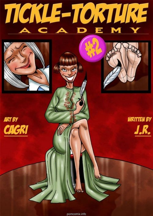 BDSMCagri- Tickle Torture Academy 2