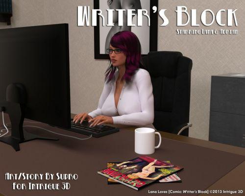 Intrigue 3D- Writer's Block