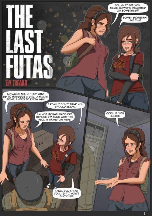 The Last Futas – Last of Us