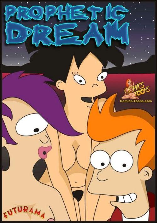 Prophetic Dream – Futurama