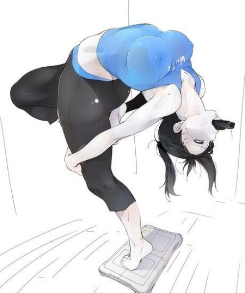 Picture- Wii FIT Trainer