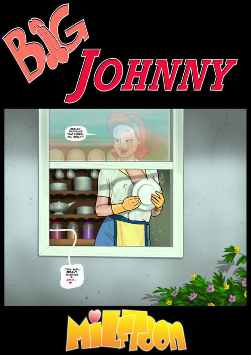 Picture- Milftoon Big Johnny