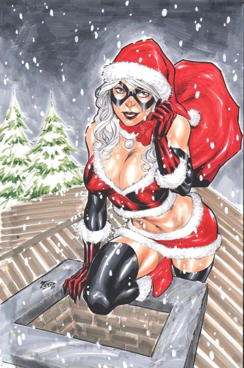 12 DAYS OF CHRISTMAS DAY 12 HAPPY HOLIDAYS!!!!!!!!!!! If you love looking at ladies in LINGERIE, follow my tumblr page